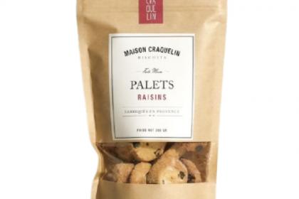 palets raisins